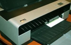comment changer de cartouche d encre pour une imprimante. Black Bedroom Furniture Sets. Home Design Ideas