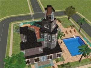 Comment changer de maison dans les Sims?