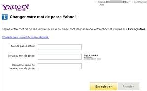 Comment changer de mot de passe sur Yahoo 4 Comment changer de mot de passe sur Yahoo ?