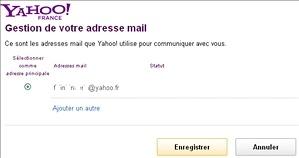 Comment modifier votre adresse email Yahoo4 Comment ajouter une seconde adresse à votre email Yahoo ?